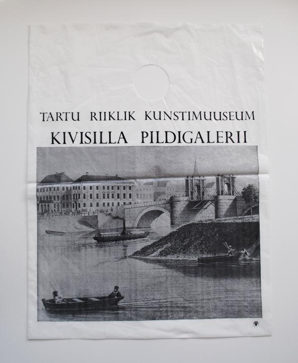 Tartu art museum bag
