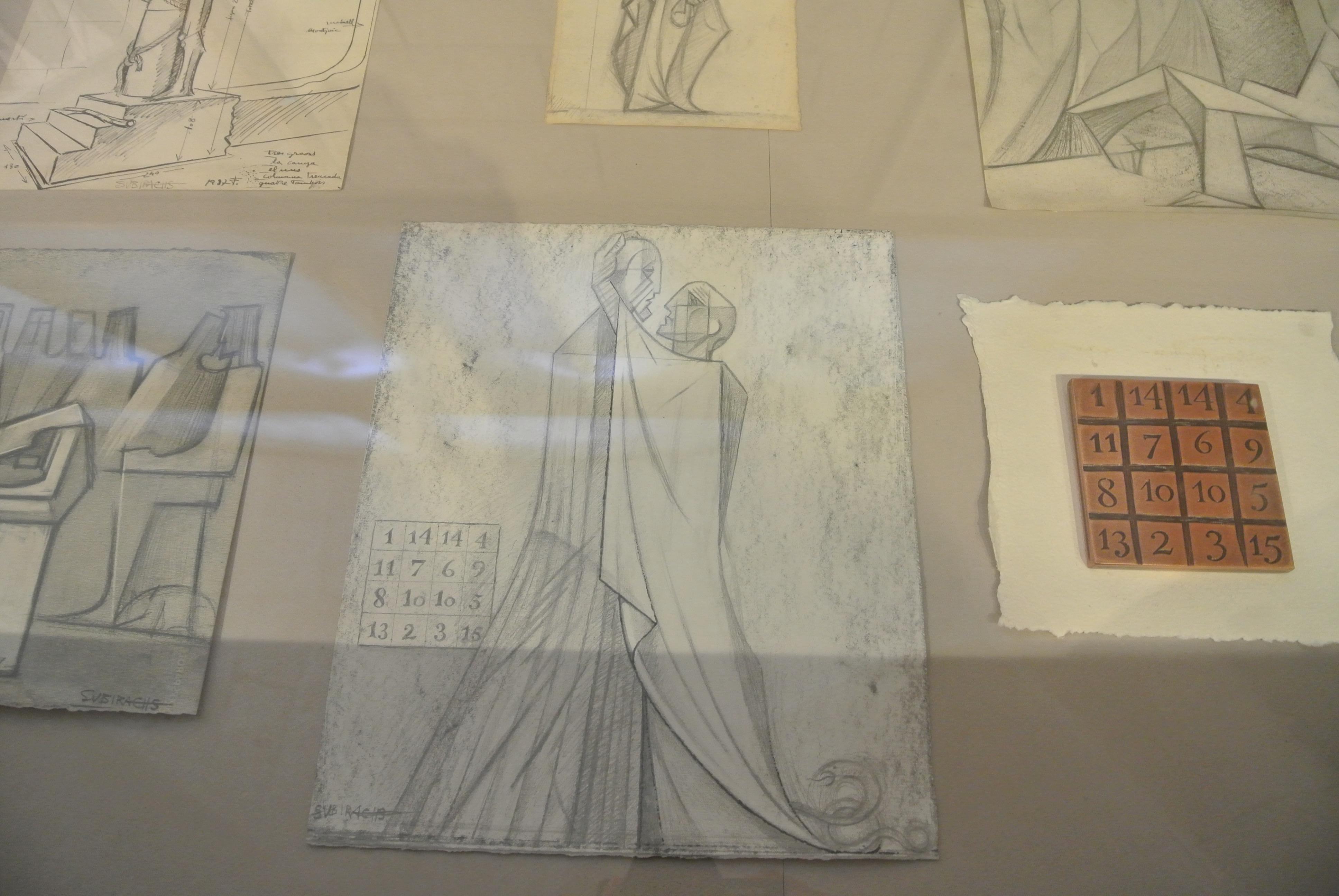サグラダ・ファミリア博物館の写真