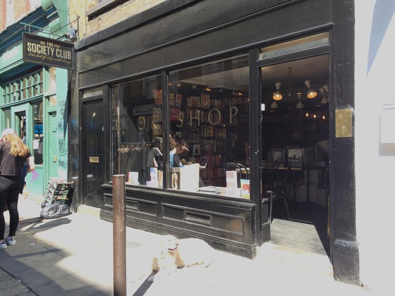 The Society Club Bookshop