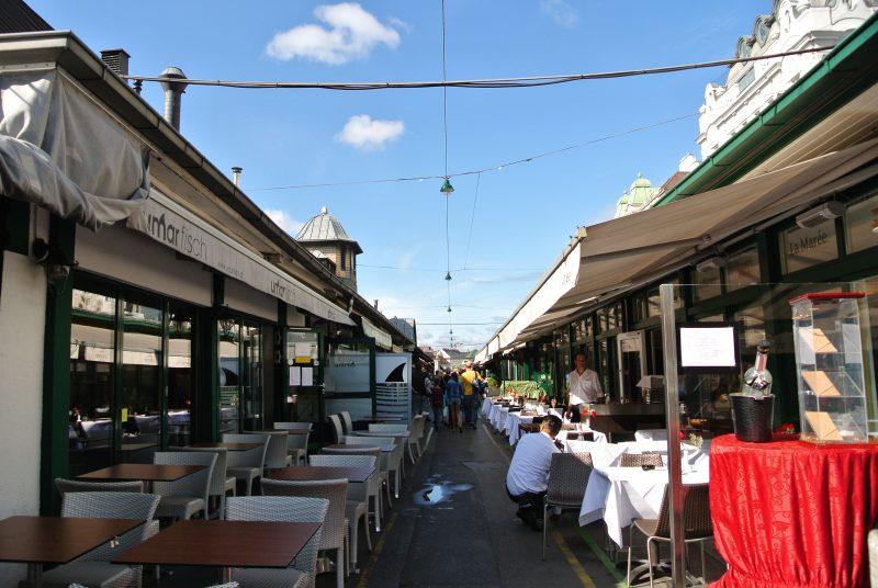 ナッシュマルクト (Naschmarkt)