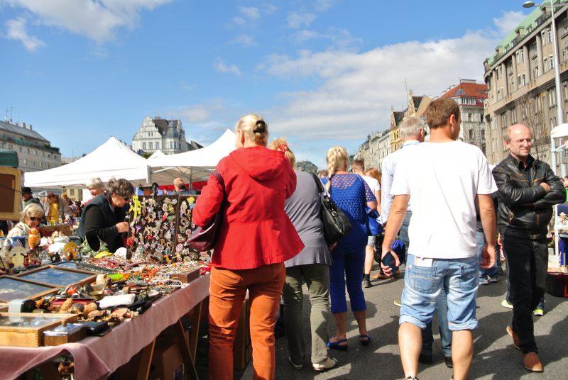 ナッシュマルクト(Naschmarkt)