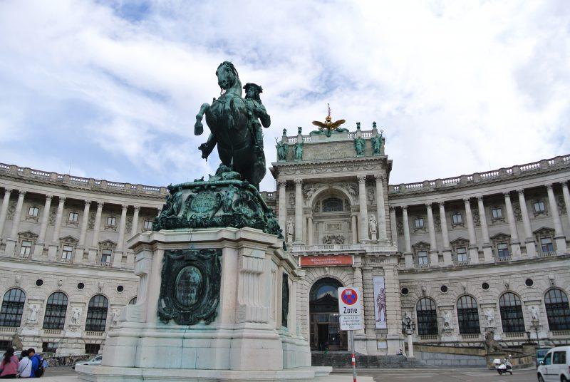 宮殿(Hofburg)