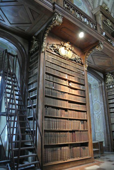 国立図書館プルンクザール(Prunksaal)