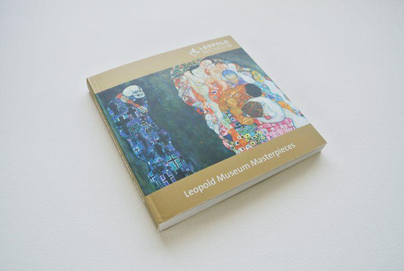 レオポルド美術館の図録(Leopold Museum - Catalog)