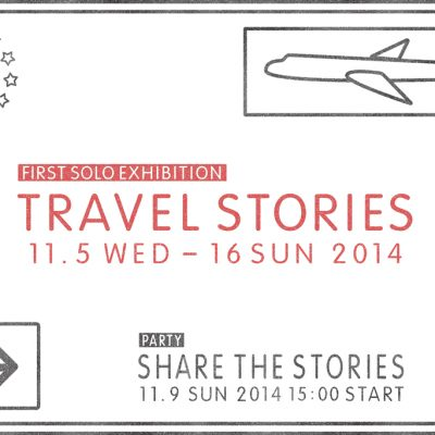 TRAVEL STORIESの画像