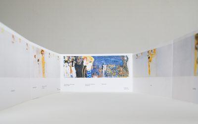 ベートーヴェン・フリーズ(Beethoven Frieze)のポストカード