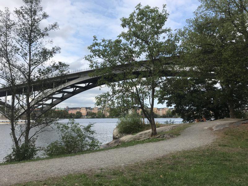 ストックホルムで泳ぐ - Swimming in Sweden
