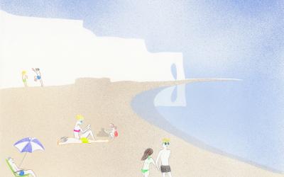 ロンドンから日帰りで行けるビーチ - London Beach