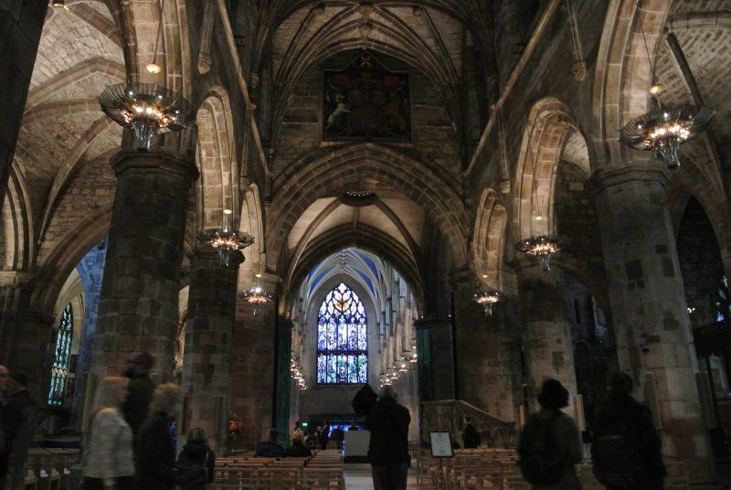 セント・ジャイルズ大聖堂(St. Giles' Cathedral)