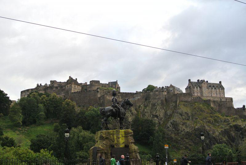 エディンバラ城 (Edinburgh Castle)