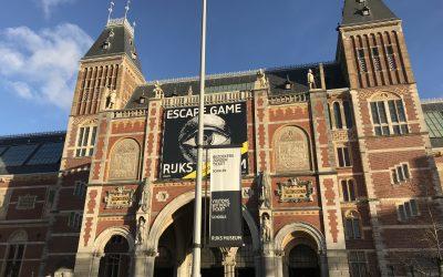 アムステルダム国立美術館(Rijksmuseum)