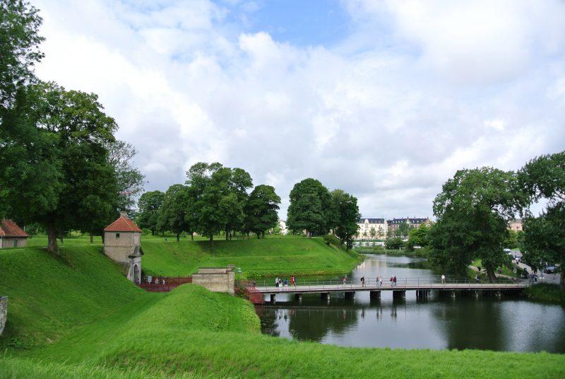 カストレット要塞(Kastellet)