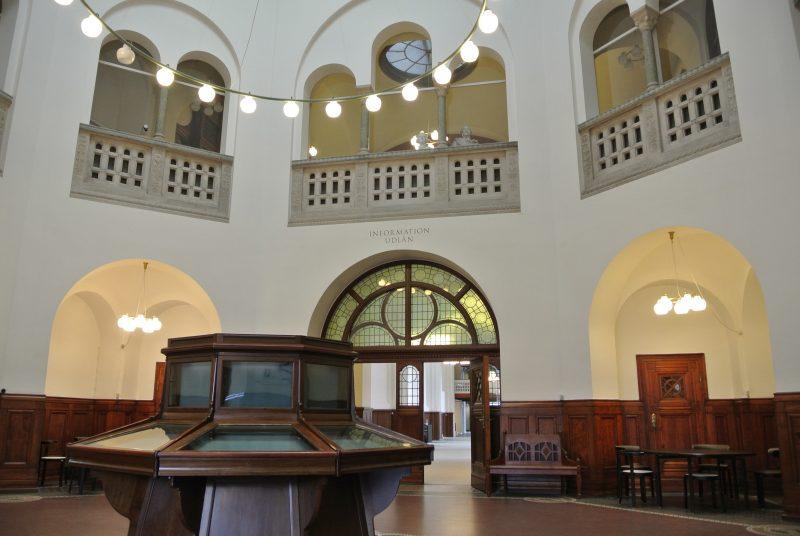 王立図書館(ブラックダイヤモンド)