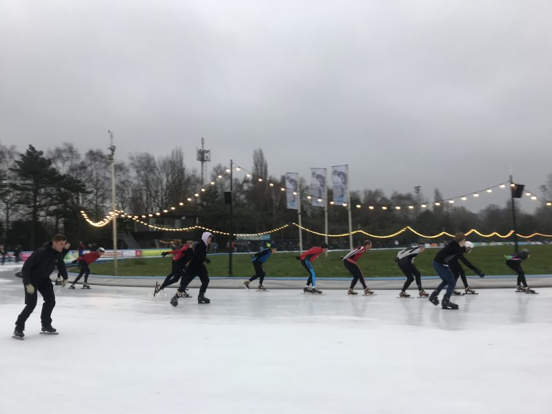 Jaap Eden Ice Rink